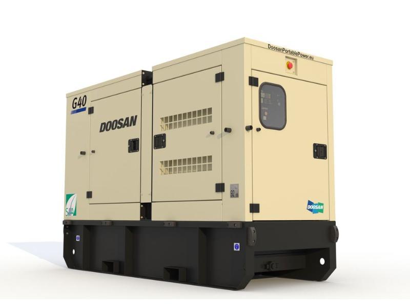 Groupe électrogène 40 kVa