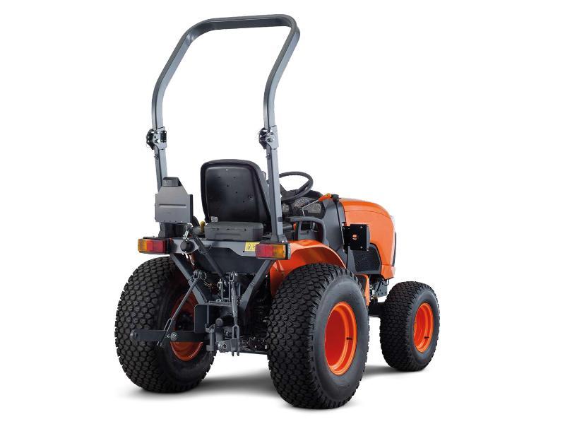 Tracteur diesel 26 CV