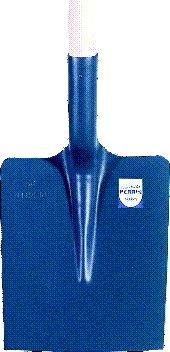 Forges de magne-pelle carrée saint etienne 23 cm-143230