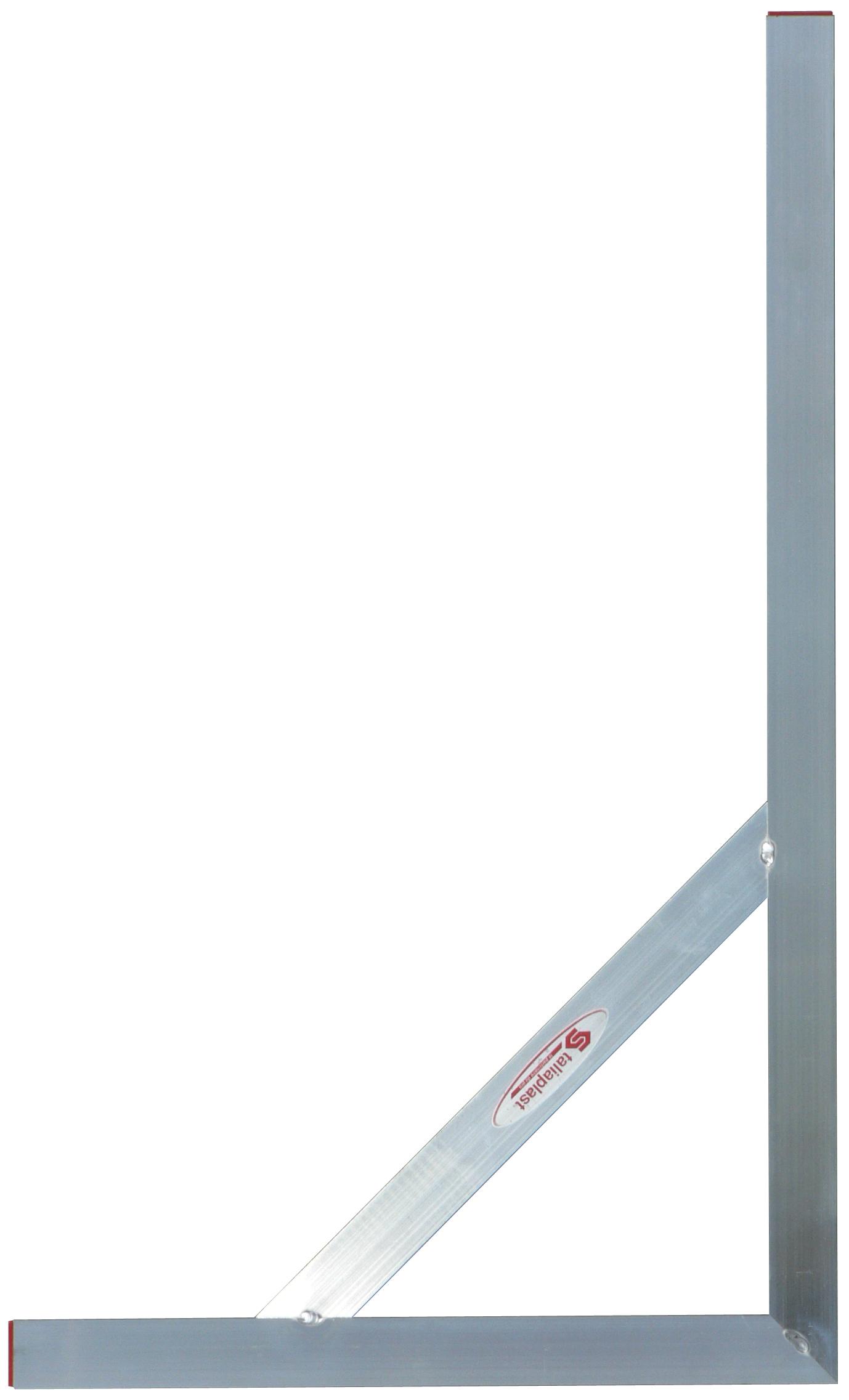 Equerre de macon aluminium soudee 100x60cm sofop taliaplast- 460905