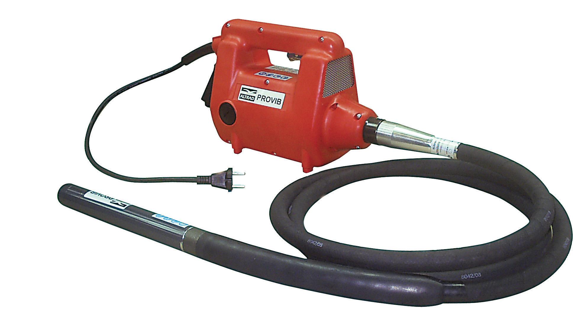 Groupe de vibration portable monophasé + aiguille vibrante altrad Ø 36 mm 3 m de cable - b24401900