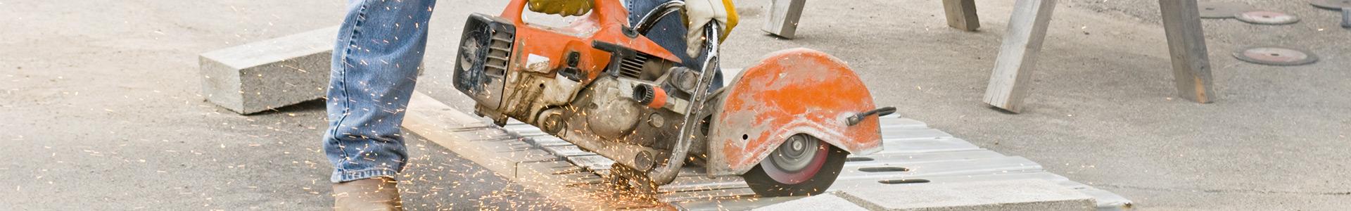 Vente scie à sol, découpeuse, carroteuse, marteau piqueur, burineur, démolisseur