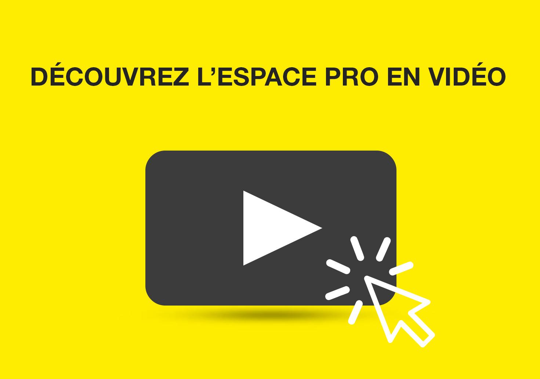 ESPACE PRO - vidéo