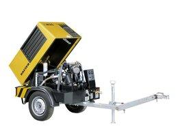 Compresseur de chantier 2000/2200 l/min