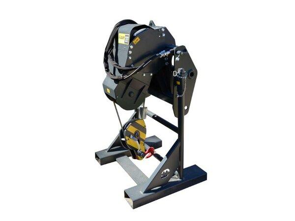 Télescopique rotatif 23m - 5t