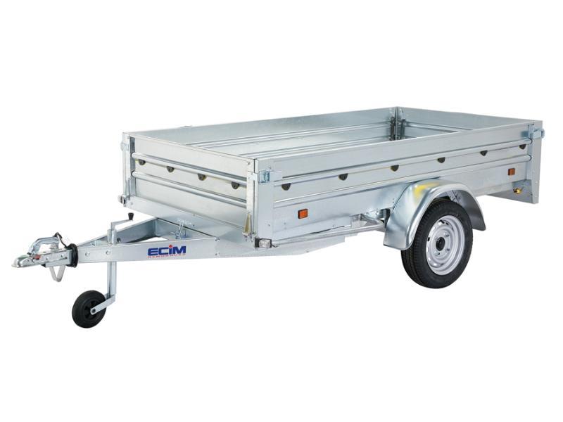 Bagagère PTAC 750kg