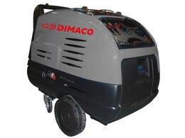 Nettoyeur hp eau chaude 380v - 150b