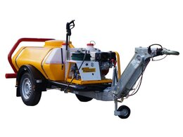 Nettoyeur HP autonome eau chaude 240b