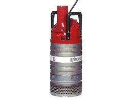 Pompe de chantier 110m³/h 380V