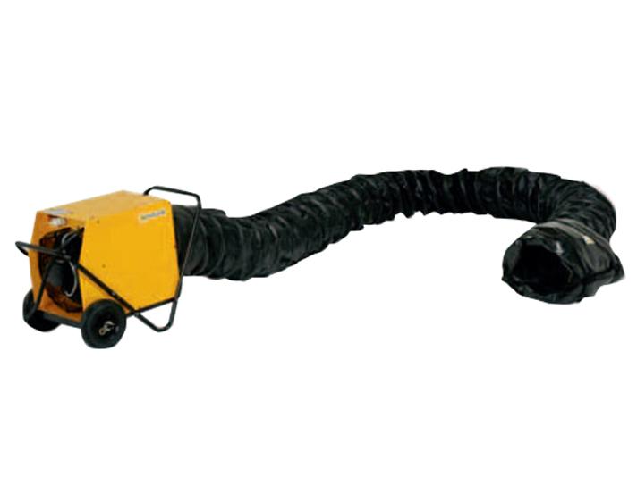 Chauffage soufflant électrique 30kW