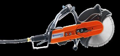 Découpeuse pneumatique D350mm