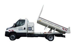 Camion benne 3 places PTC 3t5