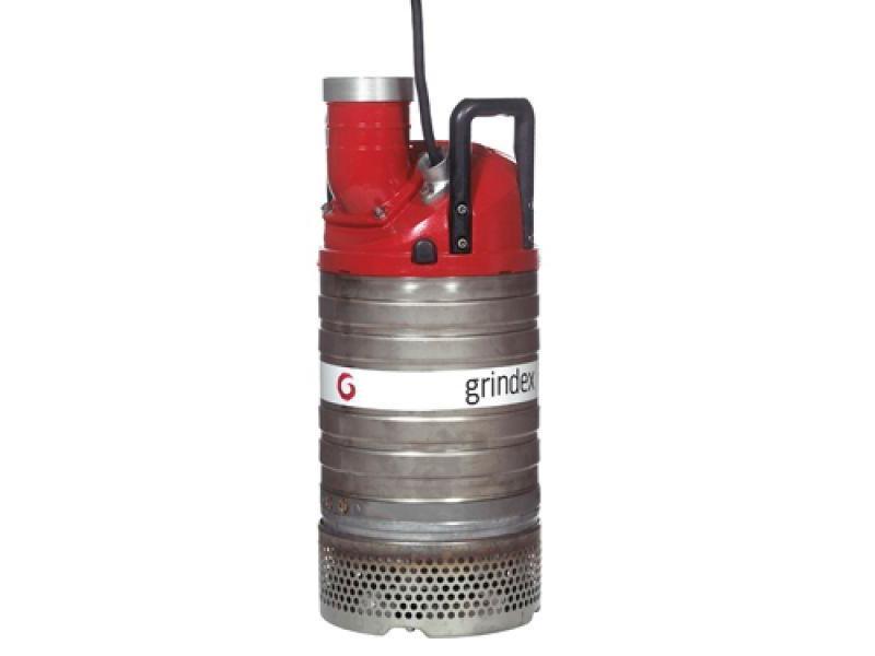 Pompe de chantier 300m³/h 380V