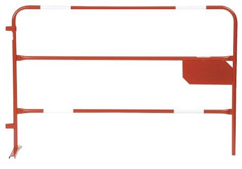 BARRIERE CHANTIER TP ROUGE 1,5M D28
