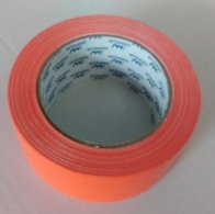 RUBAN ADHESIF TOILE ORANGE 48MM X 25M915-8 GRIPEUR